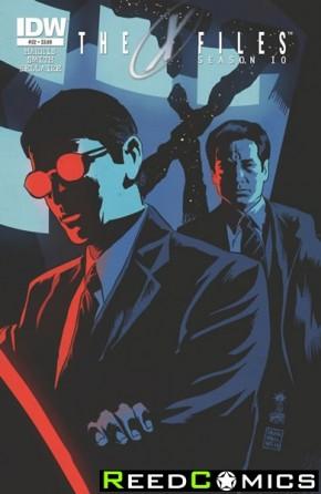 X-Files Season 10 #22