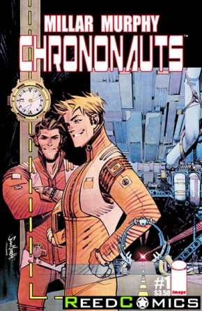 Chrononauts #1 (Cover A)