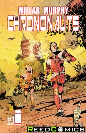 Chrononauts #1 (Cover B)