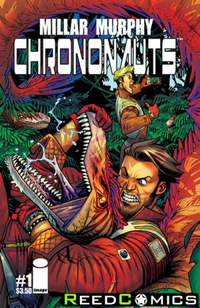 Chrononauts #1 (Cover F)