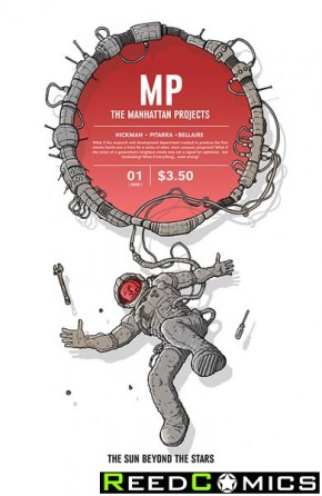 The Manhattan Projects Sun Beyond The Stars #1