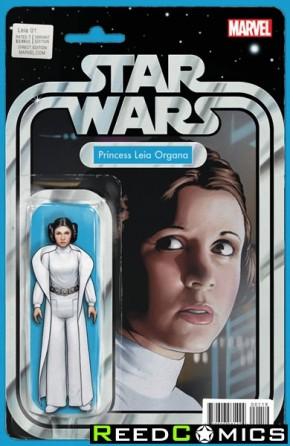 Princess Leia #1 (Action Figure Variant Cover)