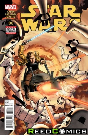 Star Wars Volume 4 #3 (1st Print)