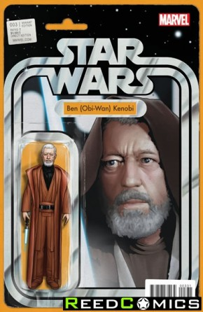 Star Wars Volume 4 #3 (Action Figure Variant Cover)