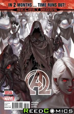 New Avengers Volume 3 #31