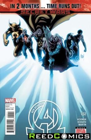 New Avengers Volume 3 #32