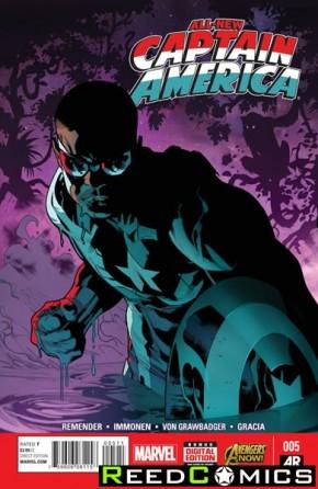 All New Captain America #5