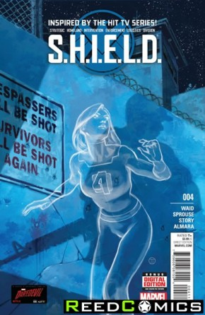SHIELD Volume 4 #4
