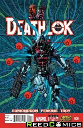 Deathlok Volume 5 #6