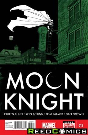 Moon Knight Volume 7 #13