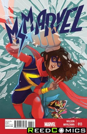 Ms Marvel Volume 3 #13