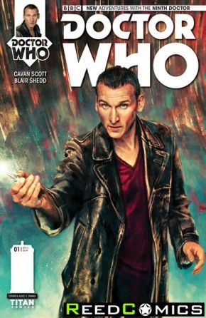 Doctor Who 9th #1