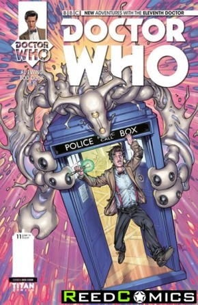 Doctor Who 11th #11