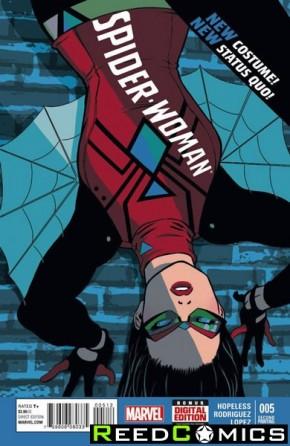 Spiderwoman Volume 5 #5 (2nd Print)