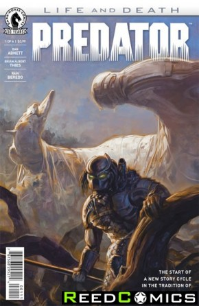 Predator Life and Death #1
