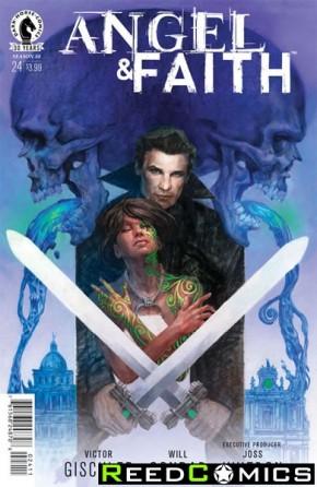 Angel and Faith Season 10 #24