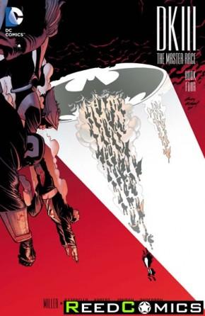 Dark Knight III Master Race #4