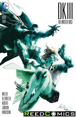 Dark Knight III Master Race #4 (1 in 10 Albuquerque Incentive Variant Cover)