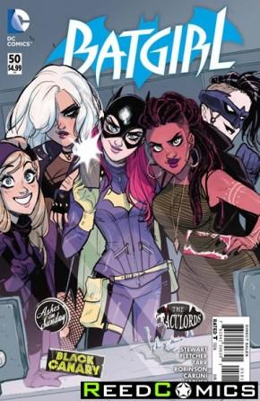 Batgirl Volume 4 #50