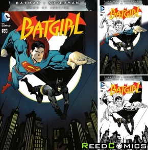Batgirl Volume 4 #50 (Random Polybagged Variant Edition)