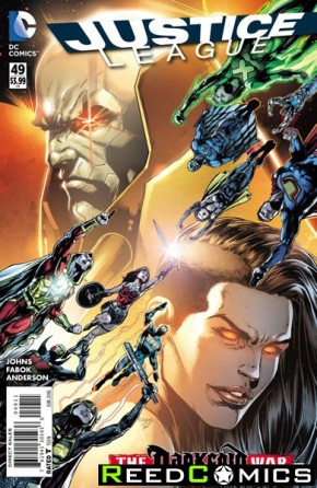 Justice League Volume 2 #49
