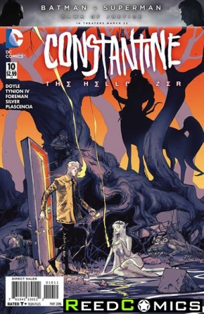 Constantine The Hellblazer #10