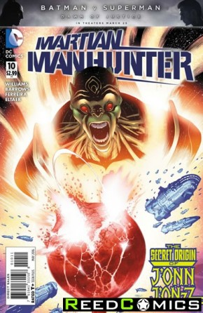 Martian Manhunter Volume 4 #10