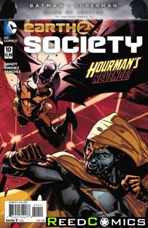 Earth 2 Society #10