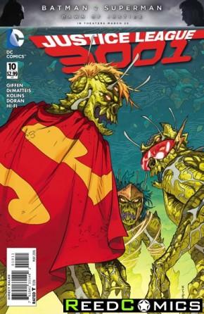 Justice League 3001 #10
