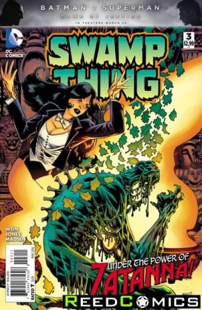 Swamp Thing Volume 6 #3