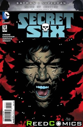 Secret Six Volume 4 #12