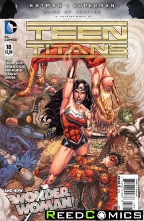 Teen Titans Volume 5 #18