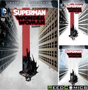 Superman Wonder Woman #27 (Random Polybagged Variant Edition)