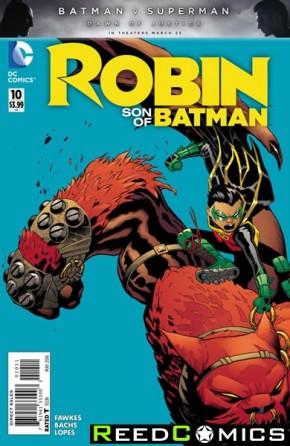 Robin Son of Batman #10