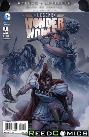 Legend of Wonder Woman #3