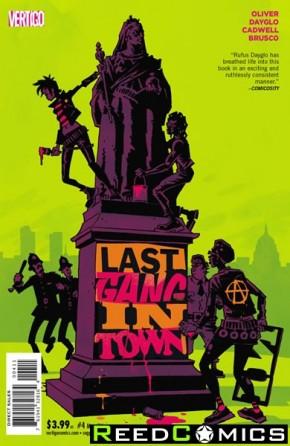 Last Gang in Town #4