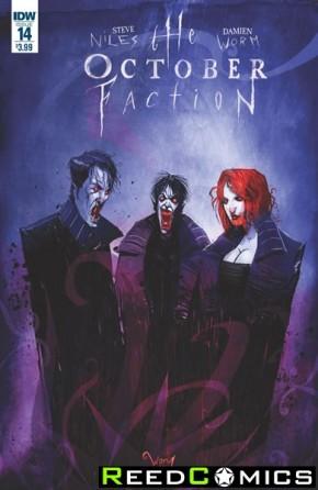 October Faction #14