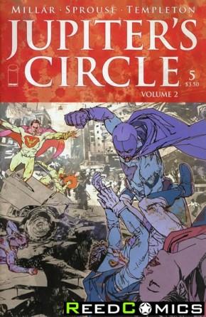 Jupiters Circle Volume 2 #5