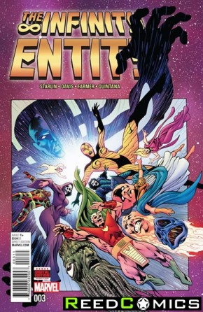 Infinity Entity #3