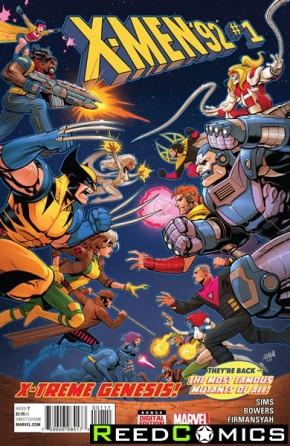 X-Men 92 Volume 2 #1