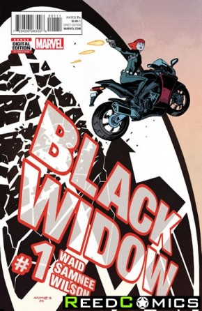 Black Widow Volume 6 #1