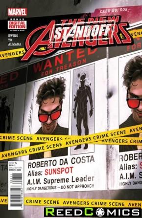 New Avengers Volume 4 #8
