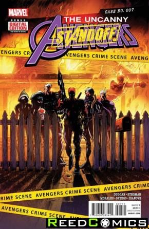 Uncanny Avengers Volume 3 #7