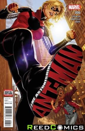 Astonishing Ant Man #6