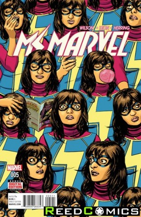 Ms Marvel Volume 4 #5
