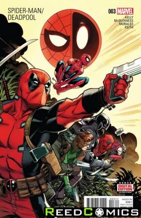 Spiderman Deadpool #3