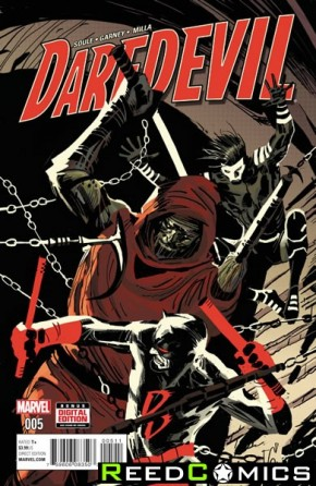 Daredevil Volume 5 #5
