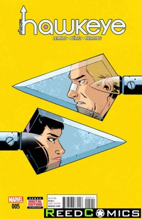All New Hawkeye Volume 2 #5