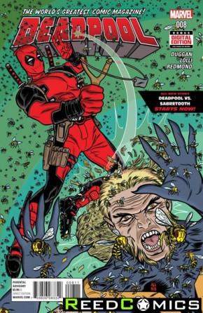 Deadpool Volume 5 #8