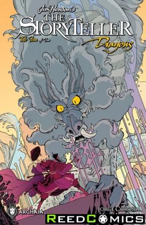 Jim Hensons Storyteller Dragons #4